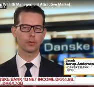 Danske Bank CFO Calls Wealth Management Attractive Market