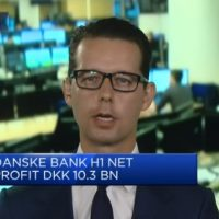 Danske Bank CFO: See rates low for years
