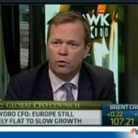 Dealing with FX volatility 'not easy': Norsk Hydro CFO