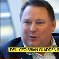 Dell CFO Brian Gladden Leaving the Company