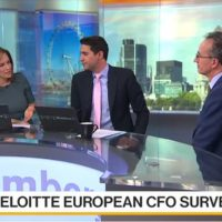 Deloitte Reports CFOs are Concerned About Trade Barriers