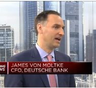 Deutsche Bank CFO: Detail on stimulus reduction yet to come from ECB