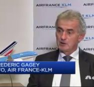 Dollar strength could boost euro zone: Air France-KLM CFO