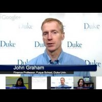 Duke/CFO Global Business Survey