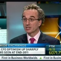 Execs Seen Upbeat at Start of 2012: Deloitte