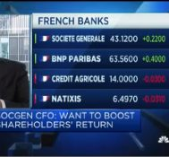 Expect to settle with the DOJ in weeks or months: Societe Generale CFO