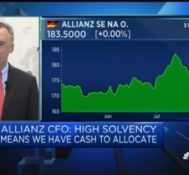 Fight for customers in asset management industry is accelerating: Allianz CFO