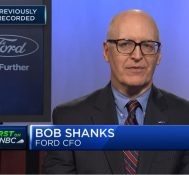 Ford CFO: Shifting capital away from internal combustion and toward electric vehicles