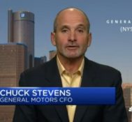 GM CFO: Q1 sales strong in North America