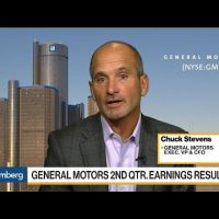 GM CFO Says Product Mix Drives Revenue, Profit Outlook