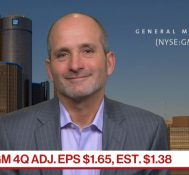 GM CFO 'Very Pleased With Resiliency' of Business Model