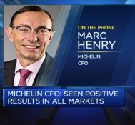 Goal for Michelin to adapt to any uncertain situation: CFO