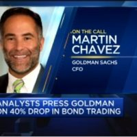 Goldman Sachs CFO: Worst quarter for the commodities business