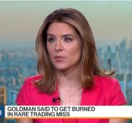 Goldman Said to Get Burned by Coal, Retail in Trading Miss