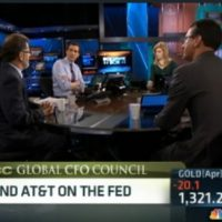 Gut check on the US economy: AT&T and ADP CFOs