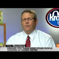 Harris Teeter Has Better Margins: Kroger CFO – Finance