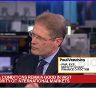 Hays' CFO on European Markets, Brexit, Wages