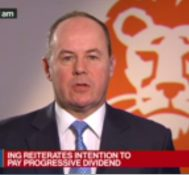 ING's Digital Future Means Fewer Jobs, Says CFO Flynn