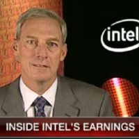 Intel CFO on Earnings, Outlook for Growth