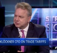 Klockner & Co CFO: US building leverage to have serious trade talks
