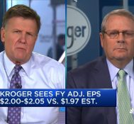 Kroger CFO: We're redefining the grocery shopping experience