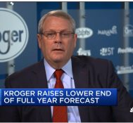 Kroger Company CFO on earnings beat