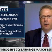 Kroger Meets Estimates, Concerned by Food Stamp Cut