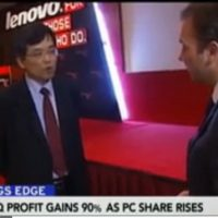 Lenovo CFO Wong on Business Strategy