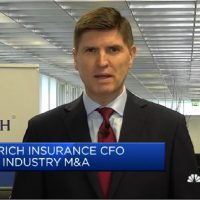 Looking for smaller, country-focused M&A has worked well for us: Zurich CFO