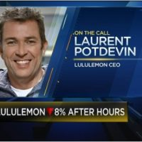 Lululemon CFO: Expect mid-single-digit growth in Q3