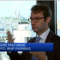 Macron is working on his economic plan: BNP Paribas CFO