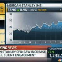 Morgan Stanley CFO: Buybacks, then dividend increases
