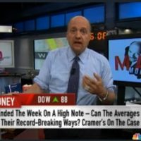 Need help from Asia & Europe: Cramer