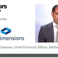 NetDimensions (Holdings) Limited CFO Matthew Chaloner: High Consequence Industries