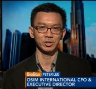 Osim to Build `More Significant Business,' CFO Says