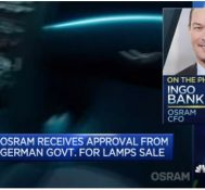 Osram had a strong start to the new fiscal year: CFO