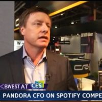 Pandora CFO Herring on Ads Targeting Drivers