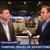 Pandora's About Best Music Experience, Period: CFO