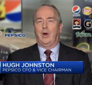 Pepsi CFO Hugh Johnston discusses earnings