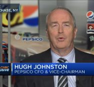 Pepsico CFO Hugh Johnston on earnings: North America is clearly a challenge