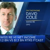 Responding to market softening by applying discipline: Swiss Re CFO