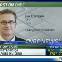 SEB has 'very sound capital position': CFO