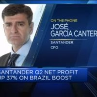 Santander CFO: Confident bank will dispose level of property provisions