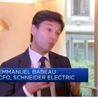 Schneider Electric CFO on earnings and acquisitions