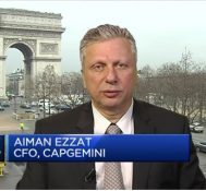 Seeing big shift in digital cloud: Capgemini CFO