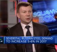 Severstal CFO: Positive momentum mostly driven by China