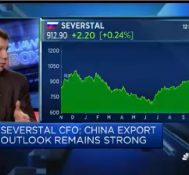 Severstal monitoring tech closely for new opportunities, CFO says