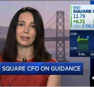 Square CFO: Ecosystem relies on hardware, software and services
