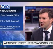 Steel Pricing an Industry Challenge Today: Severstal CFO