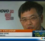 Tablet is the new PC: Lenovo CFO